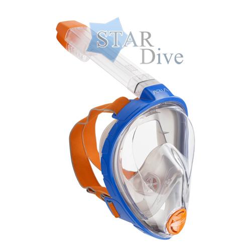 Маска для плавания с диоптриями