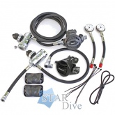 Комплект для дайвинга Apeks Sidemount Regulator Kit